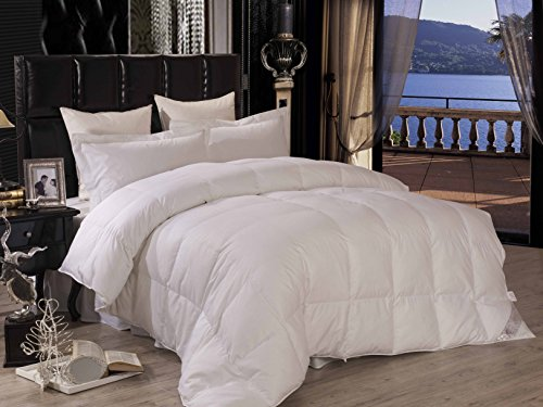 King/CalKing size – Luxury Hotel Down Alternative Comforter Duvet Insert – Incredibly Soft, Hypoallergenic with Premium Ultrasoft Fill – by Pure Element