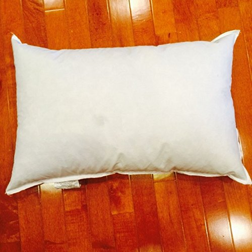 16″ x 24″ Polyester Non-Woven Indoor/Outdoor Pillow Form