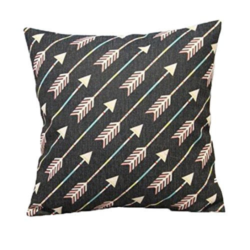 Pillowcase,Ammazona Sofa Bed Home Decoration Festival Pillow Case Cushion Cover