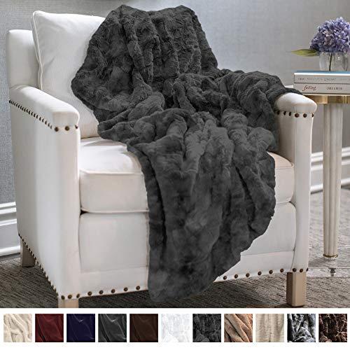 The Connecticut Home Company Original Luxury Faux Fur