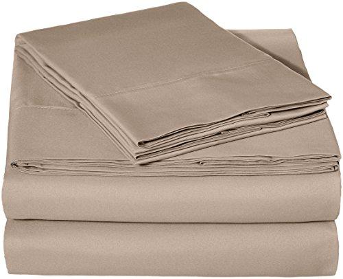 Amazonbasics Micromink Sherpa Comforter Set Full Queen