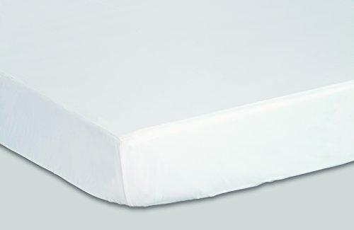 Priva Hypoallergenic Waterproof Vinyl Mattress Protector
