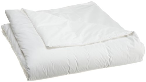 AllerSoft 100-Percent Cotton Bed Bug, Dust Mite & Allergy Control Duvet Protector, King