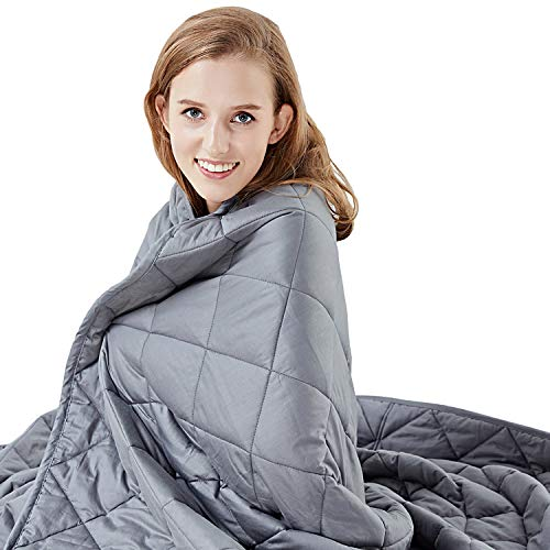 Hypnoser Weighted Blanket for Kids,Adult 48″x72″, 20
