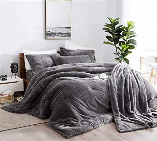 Charcoal Gray – Byourbed Coma Inducer – Queen Comforter