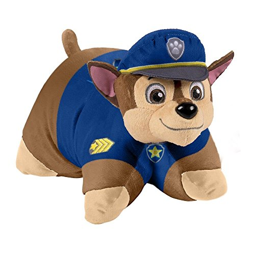 Pillow Pets Paw Patrol Chase Nickelodeon 16 Police Dog Plush
