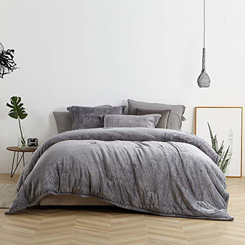 Slate Black – Byourbed Coma Inducer Oversized Queen Comforter – UB-Jealy