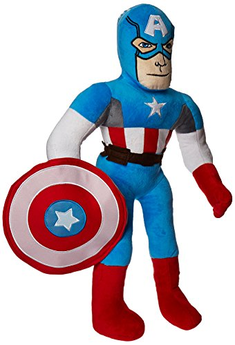 Jay Franco Marvel Captain America Pillow Buddy, 24 inches