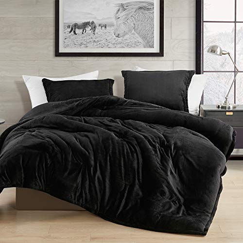 Touchy Feely – Black – Byourbed Coma Inducer Oversized King Comforter