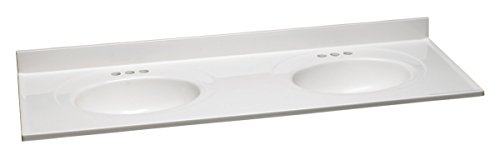 Top 9 Double Sink Vanity Top – Bathroom Vanity Sink Tops