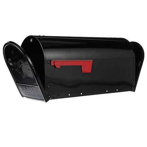 Top 10 Postal Pro Double Door Mailbox – Post-Mount Mailboxes