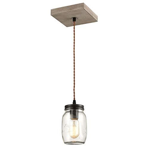 Top 9 Mason Jar Pendant Light – Pendant Light Fixtures