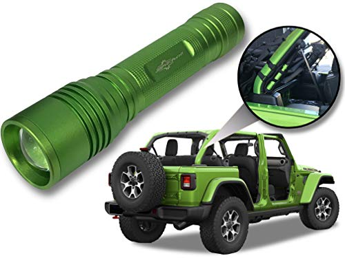Top 10 Jeep Wrangler Accessories – Handheld Flashlights