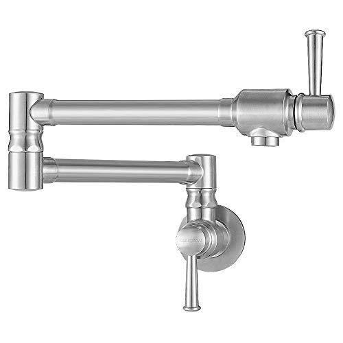 Top 10 Pot Filler Faucet Wall Mount – Kitchen Sink Pot Filler Faucets