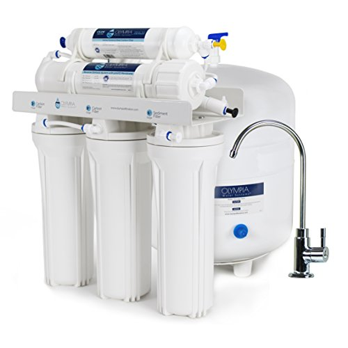 Top 10 Olympia Reverse Osmosis Water Filtration System – Under-Sink & Countertop Filtration