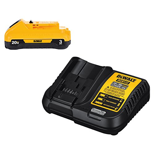 Top 10 DEWALT 20V Battery Charger – Cordless Tool Battery Packs