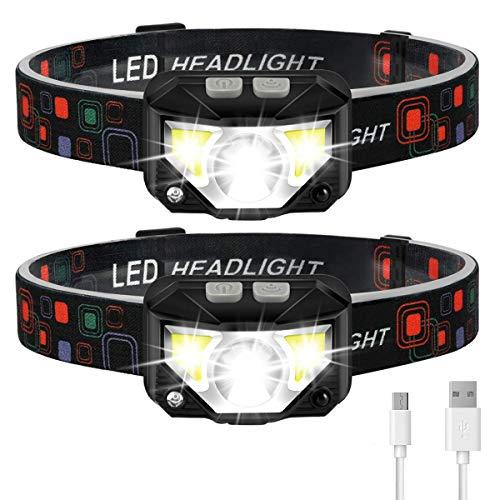 Top 10 Headlamp Flashlight Rechargeable – Headlamps