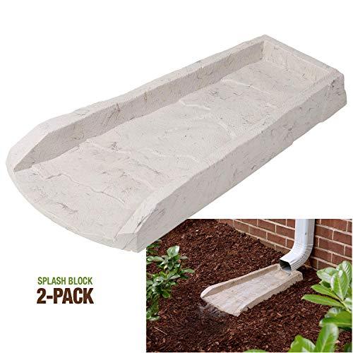 Top 9 Splash Block Concrete – Roofing Gutters