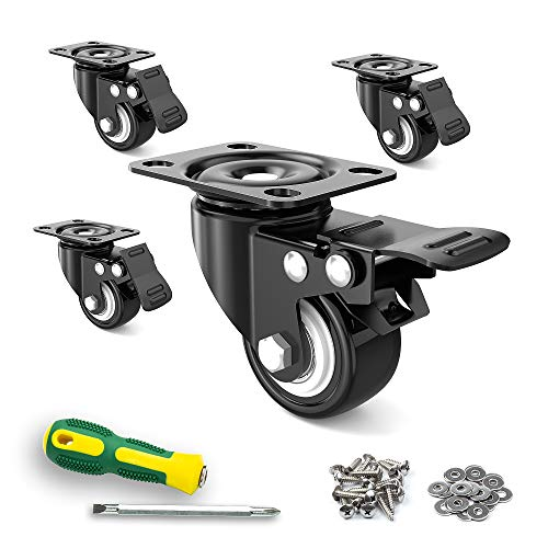 Top 10 2-Inch Caster Wheels – Industrial Hardware