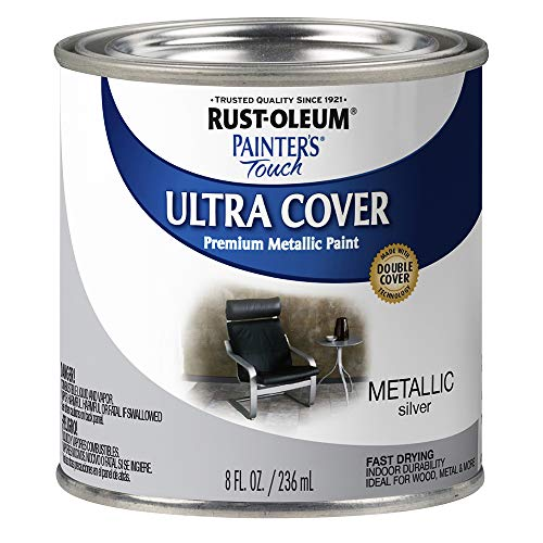 Top 10 Silver Paint For Metal – Interior & Exterior House Paint